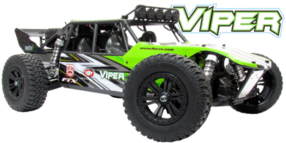 Buggy FTX Viper RTR 1/8th Brushless Sandrail